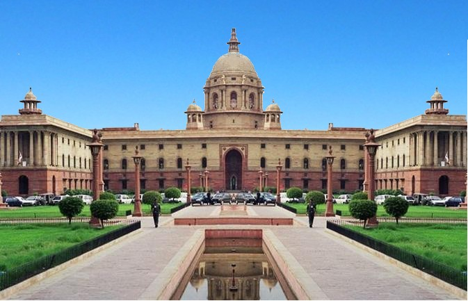 Ministry Of Home Affairs North Block New Delhi